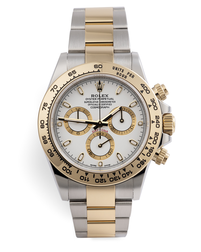 ref 116503 | Rolex International Warranty | Rolex Cosmograph Daytona