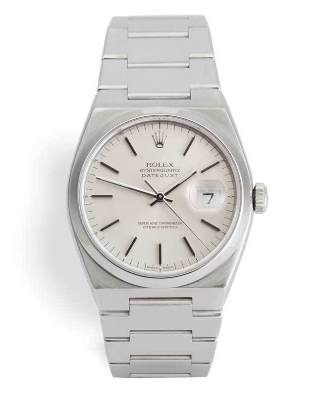 ref 17000 | 36mm Stainless Steel | Rolex Datejust