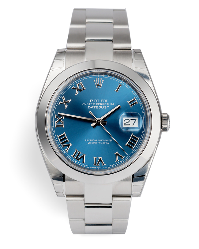 ref 126300 | Brand New '3235 Calibre' | Rolex Datejust 41