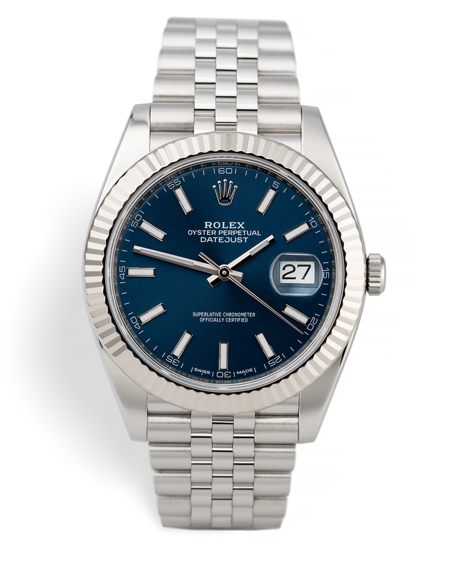 ref 126334 | Under Rolex Warranty | Rolex Datejust 41