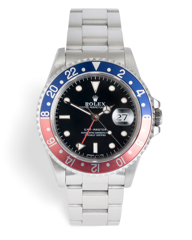 ref 16700 | Final Series 'Pink Lady' | Rolex GMT-Master
