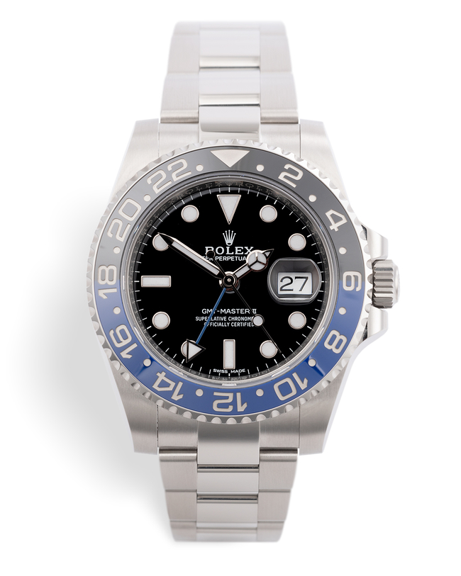 "Batman ""Rolex Warranty to 2023"" 