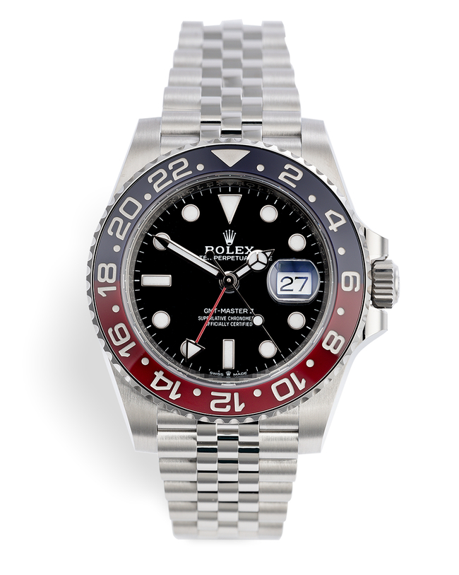 ref 126710BLRO | Brand New '5 Year Warranty' | Rolex GMT-Master II