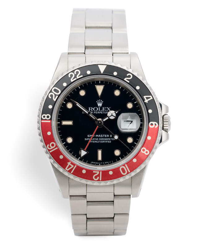 ref 16760 | Complete Set 'Fat Lady' | Rolex GMT-Master II