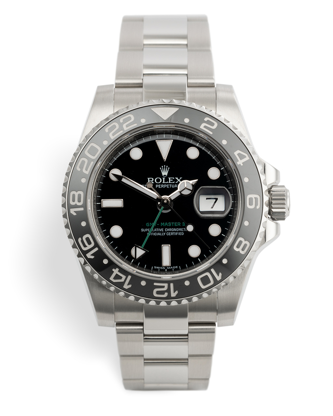 ref 116710LN | 'First Series' Current Model  | Rolex GMT-Master II