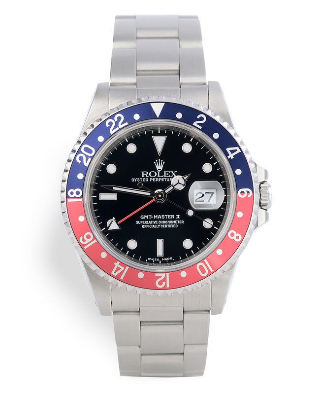 ref 16710 | 5-Digit 'Box & Papers' | Rolex GMT-Master II