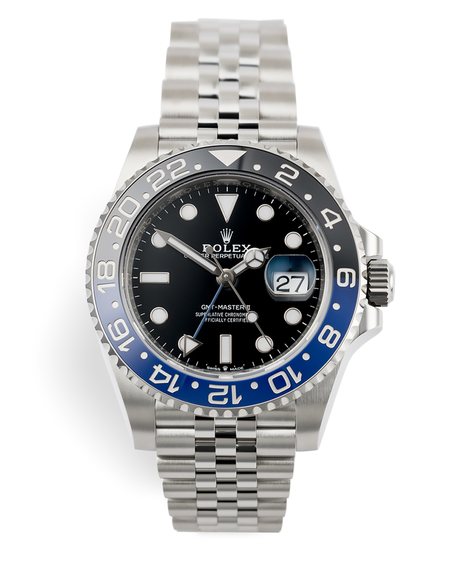 ref 126710BLNR | UK-Supplied, Box and Certificate  | Rolex GMT-Master II