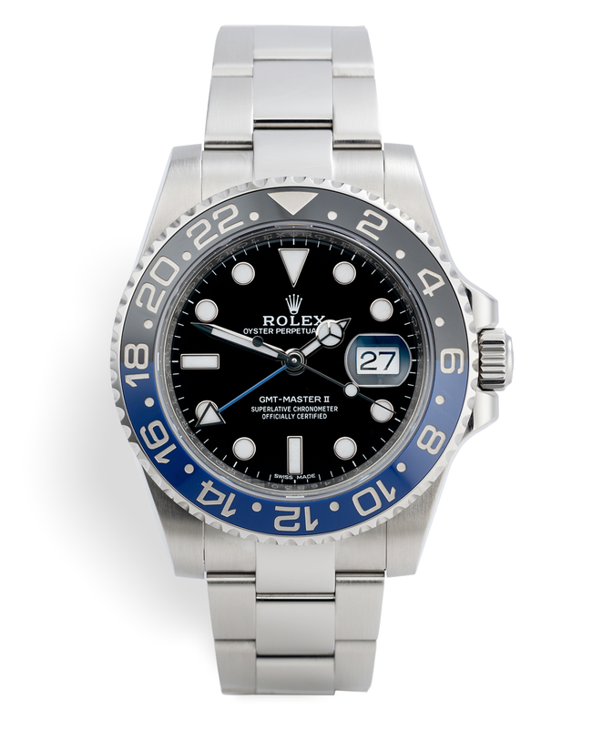 ref 116710BLNR | Under Rolex 5 Year Warranty | Rolex GMT-Master II