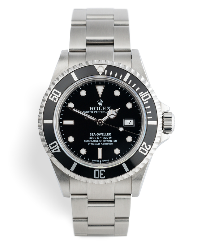 Brand New Old Stock | ref 16600 | Rolex Sea-Dweller