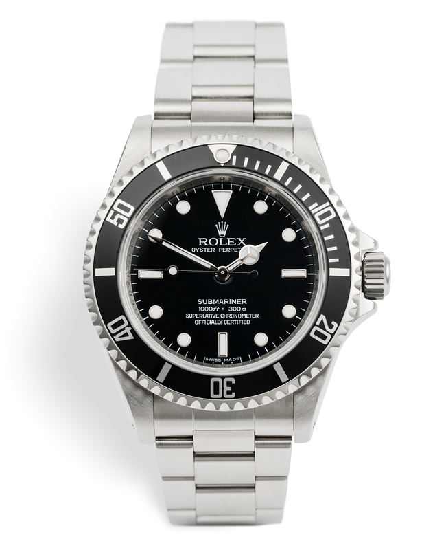 ref 14060M | '4 Line' Full Set | Rolex Submariner