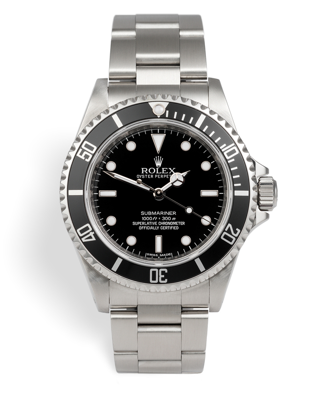 ref 14060M | COSC Final Series 'Random RRR' | Rolex Submariner
