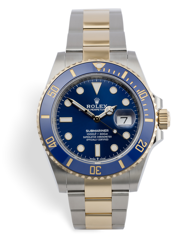 ref 126613LB | '2020 New Release'  | Rolex Submariner Date