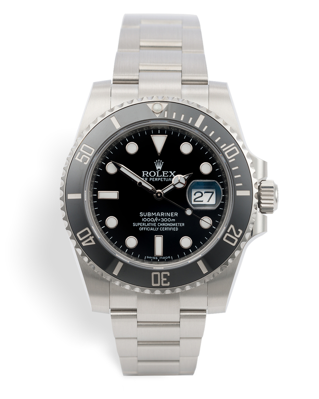 ref 116610LN | 'Brand New' 5 Year Rolex Warranty | Rolex Submariner Date