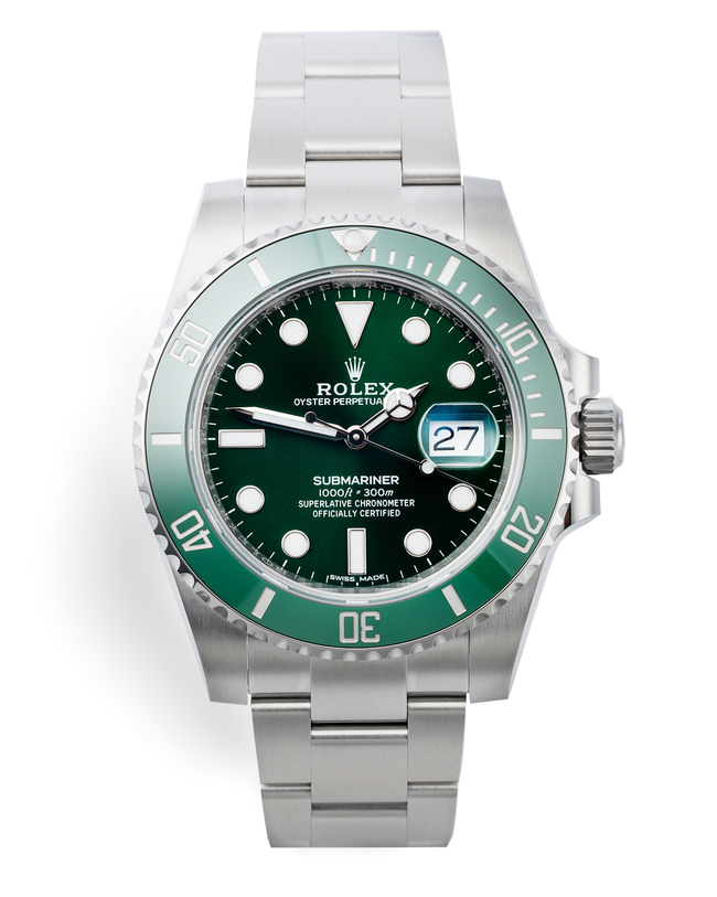 ref 116610LV | 'Brand New' 5 Year Warranty | Rolex Submariner Date