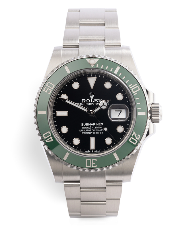 ref 126610LV | Brand New - Latest Release | Rolex Submariner Date
