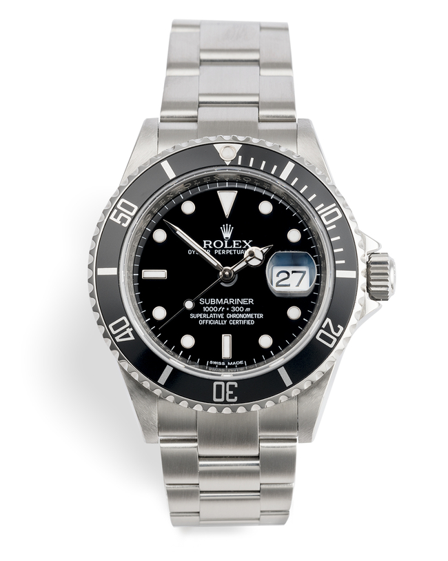 ref 16610 | 'Final Series' | Rolex Submariner Date