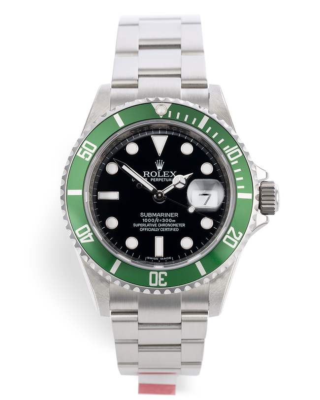 ref 16610LV | 'New Old Stock' Anniversary | Rolex Submariner Date