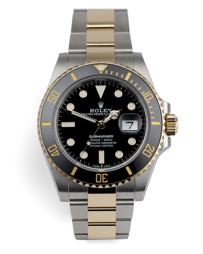 ref 126613LN | Rolex Warranty to 2026 | Rolex Submariner Date