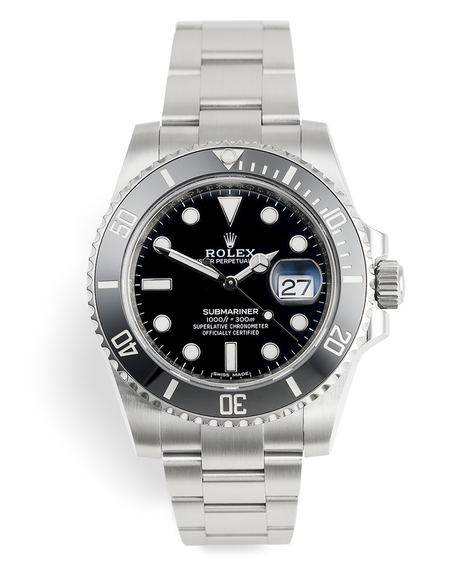 ref 116610LN | Under Rolex Warranty to 2024 | Rolex Submariner Date