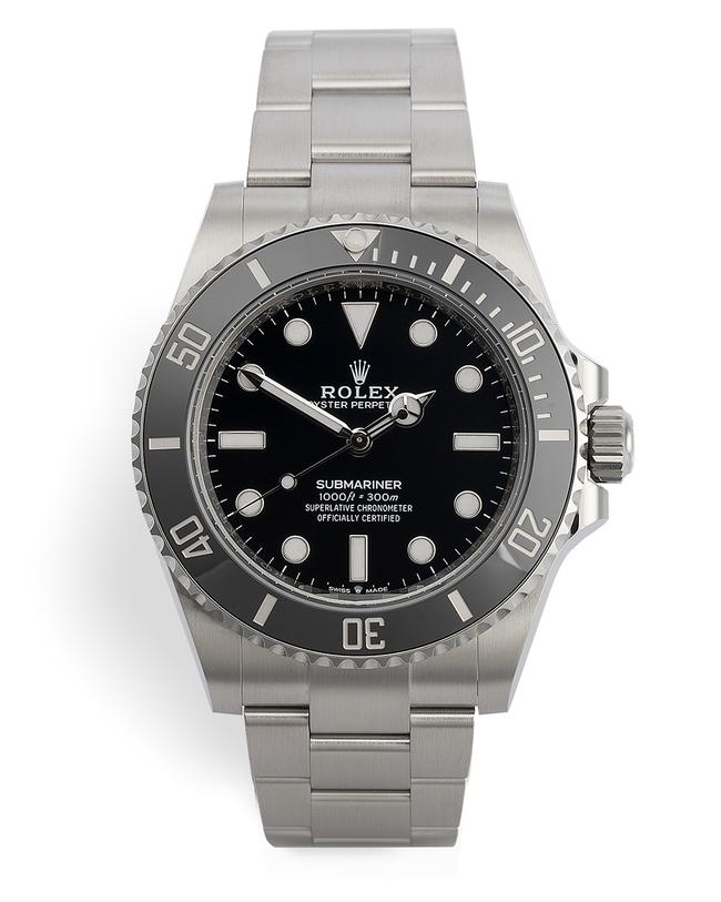 Rolex Submariner Watches Ref 124060 U0026 39 New Release