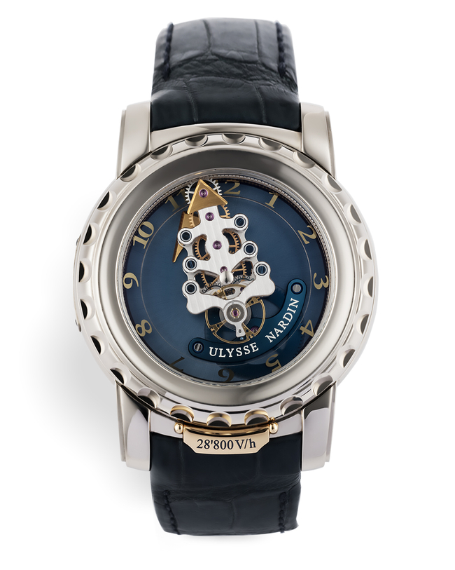 ref 020-88 | Limited Edition | Ulysse Nardin Freak Tourbillon